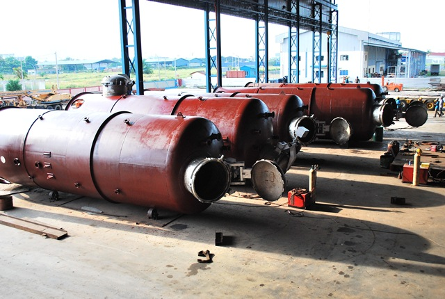 You are browsing images from the article: Complete Palm Oil Mill Equipment